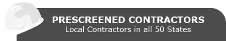 Prescreened Contractors